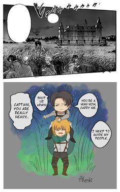 Attack on Titan This is what really happened and I refuse to believe otherwise