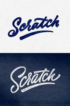 Inspiring Examples of Custom Lettering Logo Designs Cool Lettering, Script Lettering, Typography Letters, Brush Lettering, Typography Design, Logo Design, Calligraphy, Typo Logo, Logo Branding