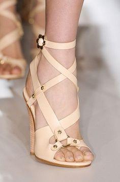 High Heels / Mulberry Spring 2013