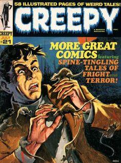 Creepy #21 (Issue)