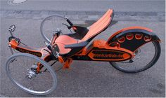 Awesome looking trike