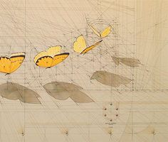 Calculation (Sequence #3), by Venezuelan artist Rafael Araujo.