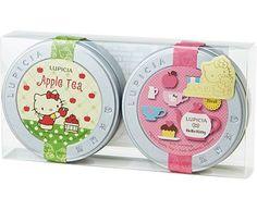 Lupicia Hello Kitty tea