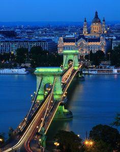 Amazing Budapest   Stunning Places