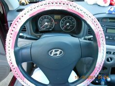 something similar for Az. summers hot steering wheels