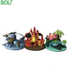 Pokemon Bulbasaur, Charizard, Rockets, Turtle, Baby Shoes, Plastic, App, Kids, Young Children