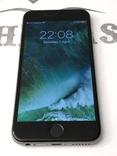 Unlocked Smartphones - Apple iPhone 6 - 64GB - Space Grey (Unlocked) Smartphone