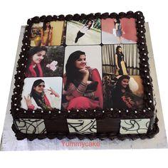 Does chocolate cake good for wedding?  #Happybirthdaycake #birthdaycakedelivery #Faridabadcakedelivery #photocakeonline #halfkgcake