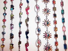 The time You went to Florida and brought back these bracelets for you and your besties. | 34 Pieces Of Super '90s Jewelry. Hilarious