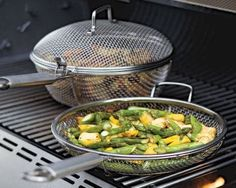 Look! New Cool Grill Gadgets