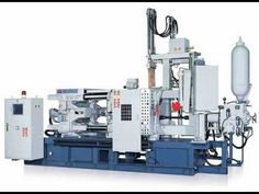 Die Casting Machine - Die casting machine is a metal casting process that is characterized by forcing molten metal under high pressure into a mould cavity. Most die castings machines are made from non-ferrous metals, specifically zinc, copper, aluminium, magnesium, lead, pewter and tin based alloys. Depending on the type of die casting machine, a hot- or cold-chamber machine is used. You can watch the video about die casting machine before you get your own die casting machine.