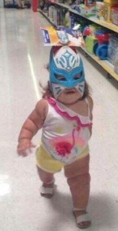 Walmart Walking Like a Boss... - Funny Pictures at Walmart