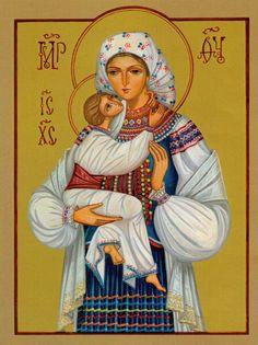 Lemko Mother of God