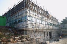 11.23 양화동 소재 영등포구 자원순환센터 내 재활용 선별장 공사