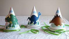 Dinosaur Party Hats