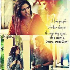 Nazriya Nazim incontri Jai