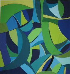 Blue Green Algae by Annette Guerrero