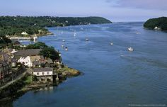 The Menai Strait, Anglesey, North Wales The Menai Strait is a narrow stretch of shallow tidal water, about 14 miles long, which...