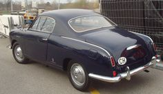 Fiat 1100 Coupe