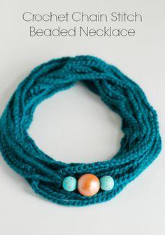 Crochet Chain Stitch