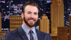 Chris Evans Beard, Fashion, Moda, La Mode, Fasion, Fashion Models, Trendy Fashion