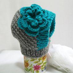 Baby Hat Bonnet Knitting Pattern N47 by lanadearg on Etsy, $4.50