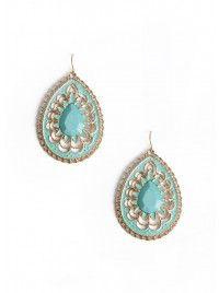 Tiffany Teardrop Earrings  $17.00