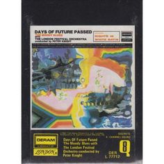 The Moody Blues: Days of Future Passed (Quadraphonic)