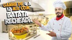 Batata Potato, Potato Salad, The Creator, Potatoes, Breakfast, Youtube, Ethnic Recipes, Food, Bet Football