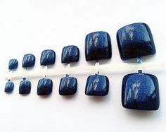 Check out our fake toenails selection for the very best in unique or custom, handmade pieces from our shops. Fake Toenails, Toe Nails, Acrylic Nails, Stud Earrings, Handmade, Etsy, Jewelry, Feet Nails, Toenails