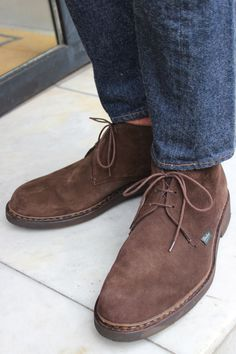 Mens Shoes Boots, Tie Shoes, Shoes With Jeans, Shoe Boots, Dress Shoes, Suede Leather, Leather Shoes, Best Boat Shoes, Fashion Bags