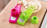 Candid Multi Functional Ginger Garlic Grinding Grater Planer Slicer Cutter Cooking Tool Utensils Kitchen Accessories Cheap Sales 50% Fruit & Vegetable Tools