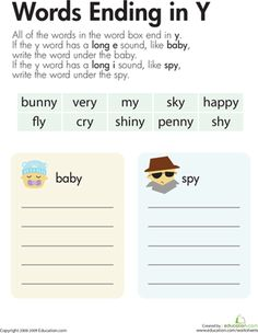 Printables Vccv Worksheets syllable patterns vccv phonics worksheets butter and peanuts on this second grade reading worksheet kids sort words ending in y into