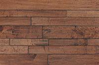 I like the varied width wood