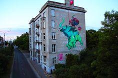 Los murales de ETAM CRU