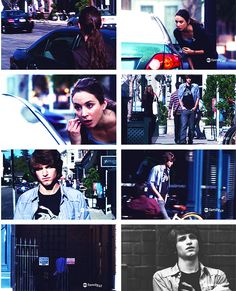 The moment you knew you shipped Spoby. (Spencer + Toby)