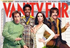 Vanity Fair's upcoming comedy issue, guest edited by Judd Apatow.