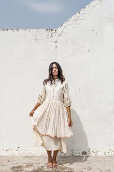 'hop around' tutu dress – 'इत्र' by Khyati Pande Indian Attire, Indian Wear, Indian Outfits, Cool Outfits, Fashion Outfits, Indian Bridal Fashion, India Fashion, Japan Fashion, Casual Dresses