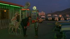 Paris, Texas (1984) - Wim Wenders