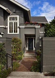 Nice exterior paint color