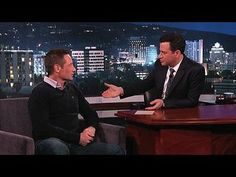 """Jimmy Kimmel Live!: David Duchovny, Danai Gurira, Pete Davidson: David Duchovny 3 -- David talks about his show """"Californication"""" and Jimmy helps him tweet for the first time. -- http://www.tvweb.com/shows/jimmy-kimmel-live/season-12/david-duchovny-danai-gurira-pete-davidson--david-duchovny-3"""