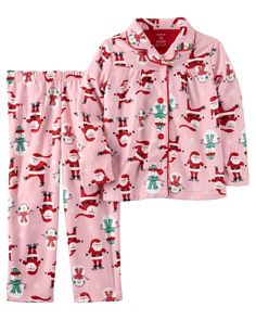 NEW Carter/'s Boys 2 Piece Fleece PJs Pajamas Puppy Dog Holiday NWT 6 7 10 12 14