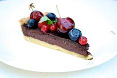 Den lækreste chokoladetærte