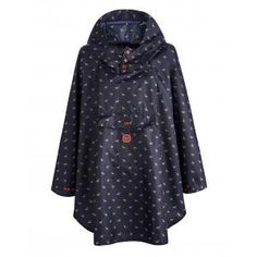 Joules Poncho - £18.95 www.countryhouseoutdoor.co.uk