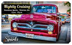 Participate in Hot August Nights, Reno/Sparks Nevada