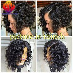 Crochet Braids Bob Hair Is Ocean Wave By Kima This Is So