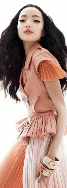 Ziao Wen Jufor Vogue China