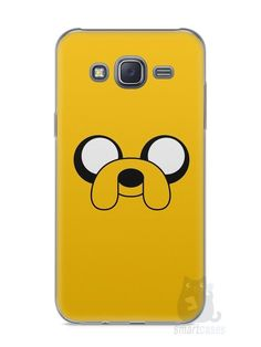 Capa Capinha Samsung J5 Hora de Aventura #1 - SmartCases - Acessórios para celulares e tablets :)