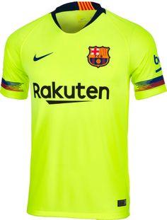 5f416ce079d 2018 19 Nike FC Barcelona Away Match Jersey. At www.soccerpro.com