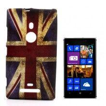 Housse Lumia 925 - Gel Drapeau UK  5,99 €
